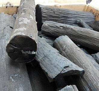 Древесный уголь из граба