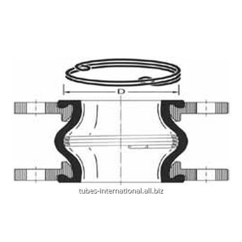 Внутренняя стальная спираль форвакуумная