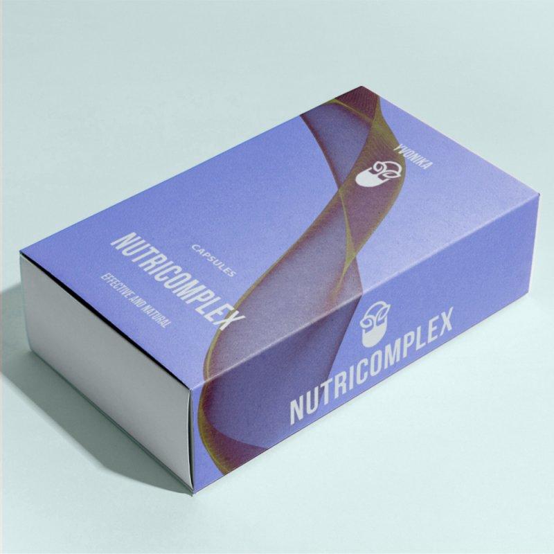Порошок NutriComplex НутриКомплекс для улучшения обмена веществ