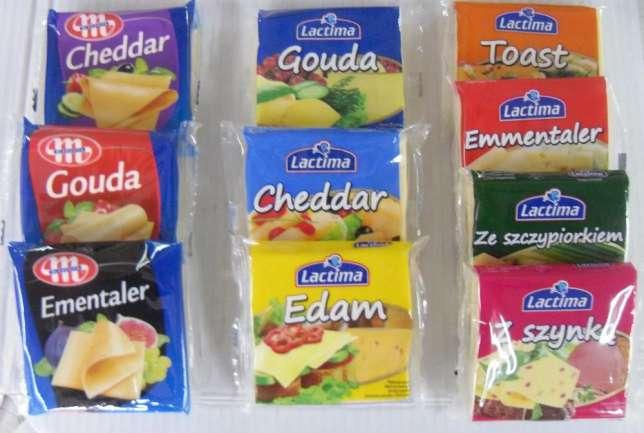 Купить Сыр плавленый тостовый 130 гр Lactima Лактима