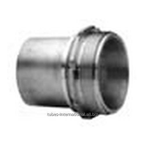 Фитинг с наружной резьбой для предохранительного хомута для соединения DIN 28450