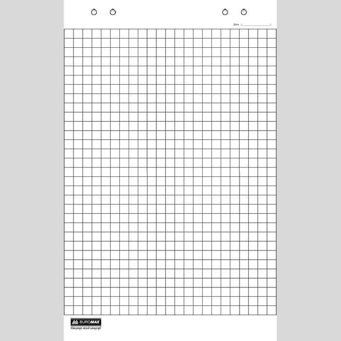 Paper for Buromax BM.2295 flipchar
