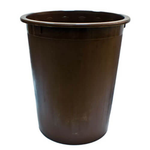 Basket without cuts for garbage of PILES, 10 l. (VDRBPR2)