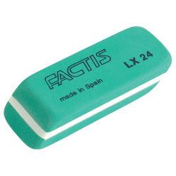 Ластик Factis fc.LX24