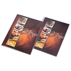 Купить Папка МЕНЮ Panta Plast CAFE А4 (папка на один разворот)