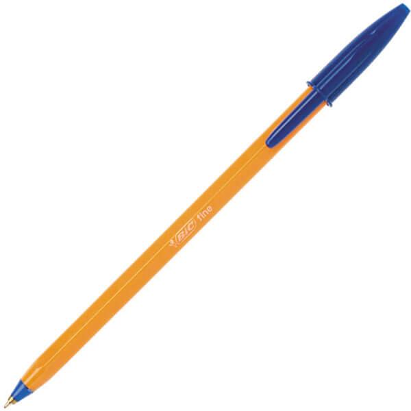 Ручка ТМ ВІС Orange синяя (bc2115721)