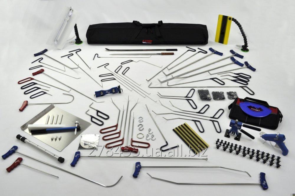 Купить Инструмент для рихтовки кузова и удаления вмятин без покраски – pdr tools