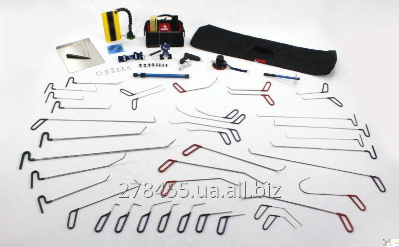 Buy The tool for a rikhtovka of a body and removal of dents without painting – pdr tools