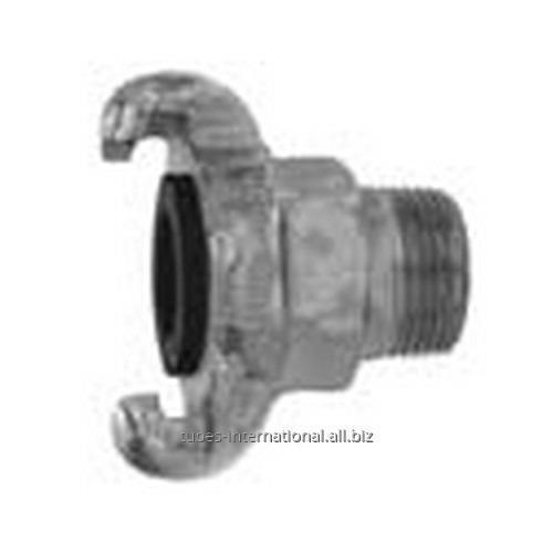 Кулачковое соединение MU-106* Версия с отверстиями для шпильки