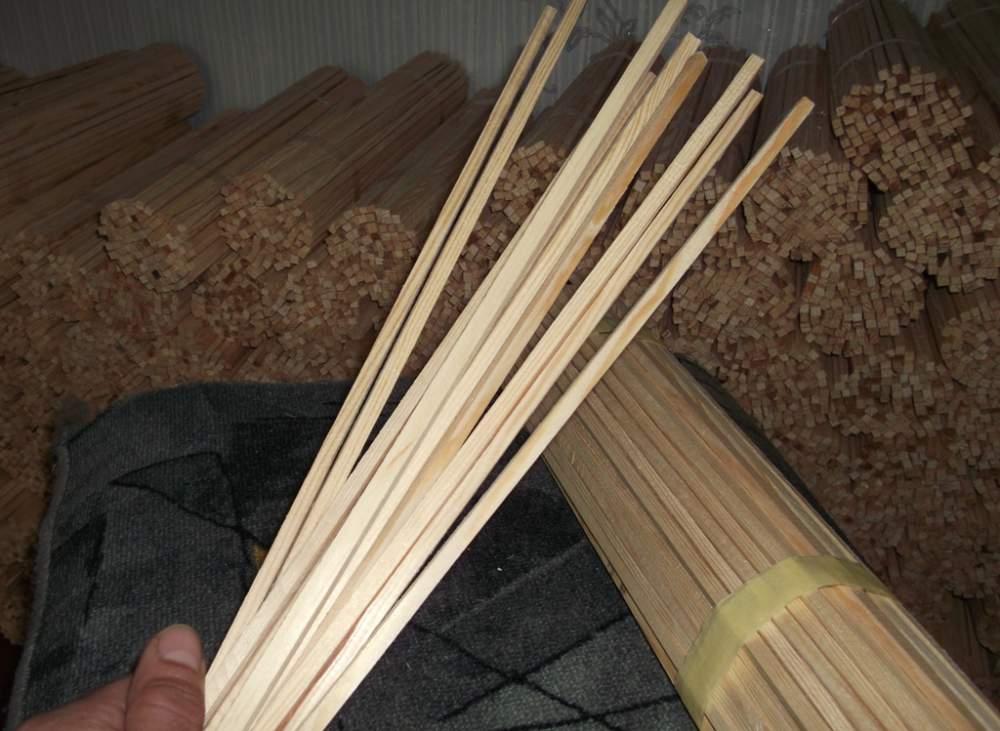 Купити Палички дерев'яні для солодкої вати