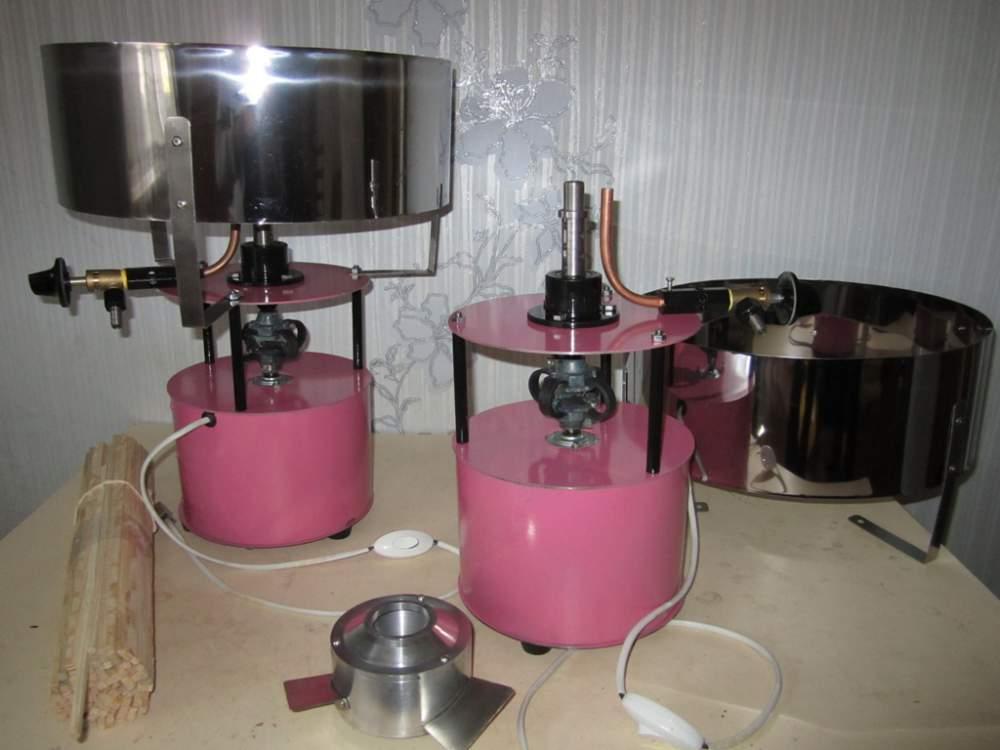Аппарат для изготовления ваты