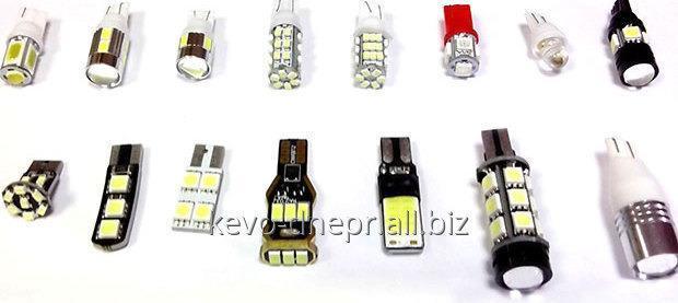светодиодные лампы для авто купить в днепр