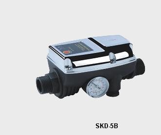 Електрон. Контролер давления SKD- 5 (BRIO), Z1/4, гайка, тиск 1,4 - 2,8 Бар