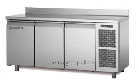 Стол холодильный Coldline TA17/MQX (C БОРТОМ)