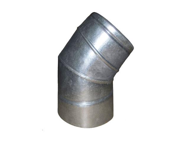 Buy Knee with thermal insulation of 45 N/N 0,8mm, diameter (f100/160)