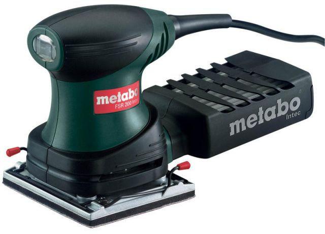 Купить Виброшлифовальная машина Metabo FSR 200 INTEC