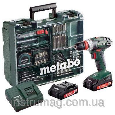 Купить Аккумуляторный шуруповерт Metabo BS 18 Quick Mobile Workshop