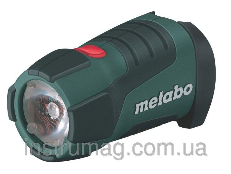 Купить Аккумуляторный фонарь Metabo PowerMaxx LED