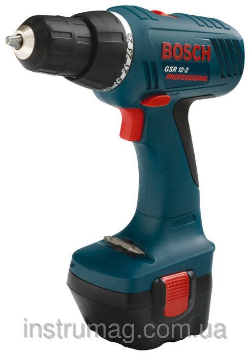 Купить Аккумуляторная дрель-шуруповерт Bosch Professional GSR 12-2