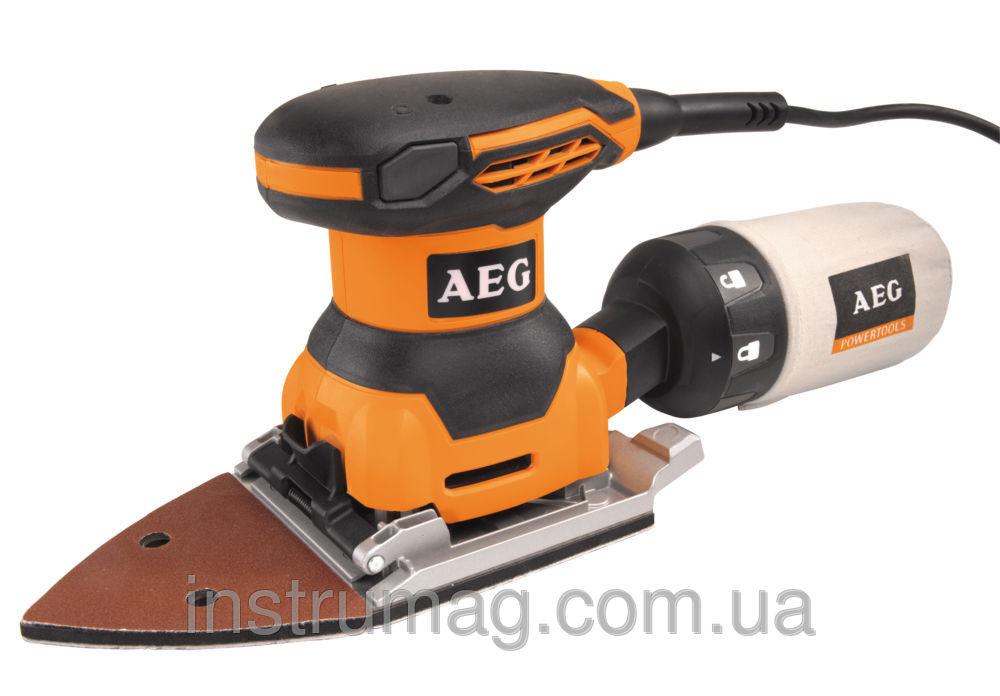 Купить Виброшлифовальная машина AEG FDS 140