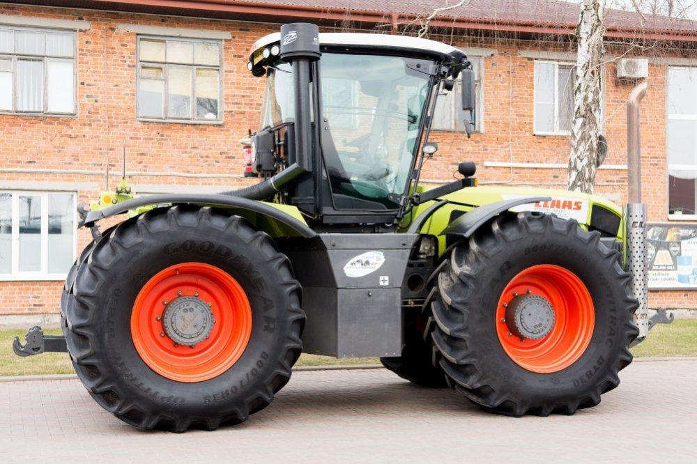 Купить Трактор колесный Claas Xerion 3800
