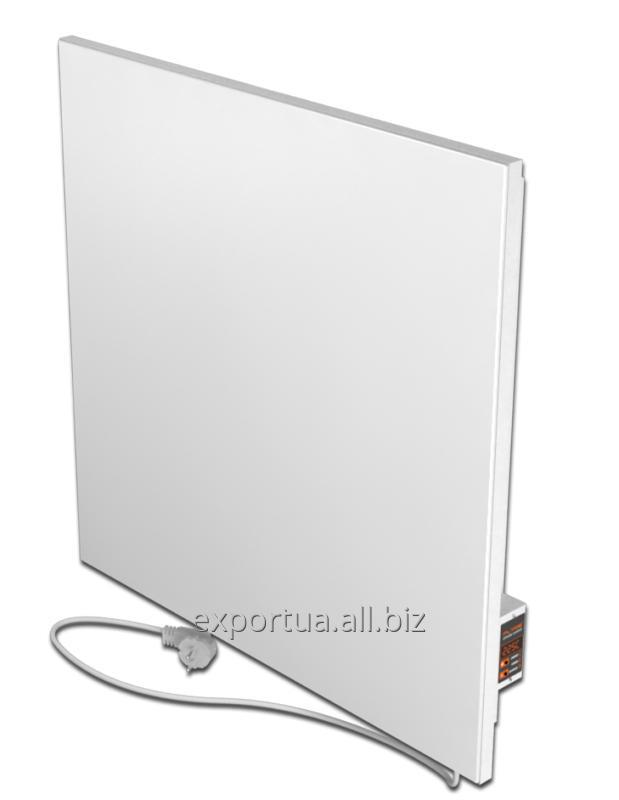 Обогреватель керамический 450Вт со встроенным электронным программатором (цвет: белый глянцевый/матовый или черный глянцевый)