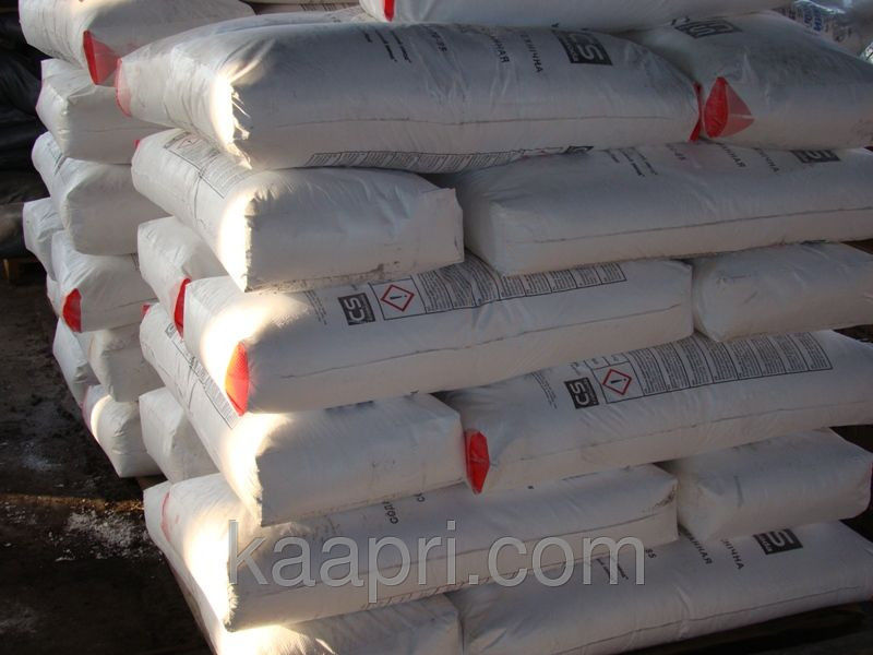 Кальцинированная сода в мешках по 25кг, биг-бегах по 1т, картонных пачках по 700 грамм