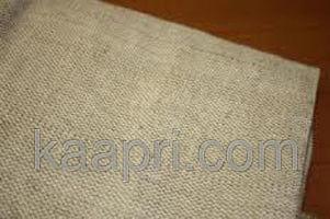 Мешковина джутовая декоративная, плотность 200, 250, 400 г/м.кв