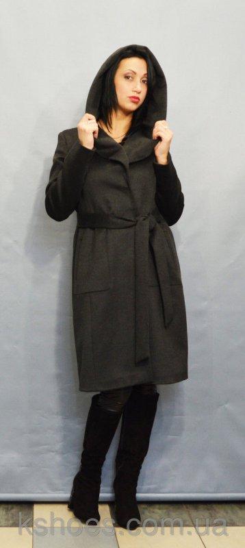 Купить Пальто серое ICON 60027