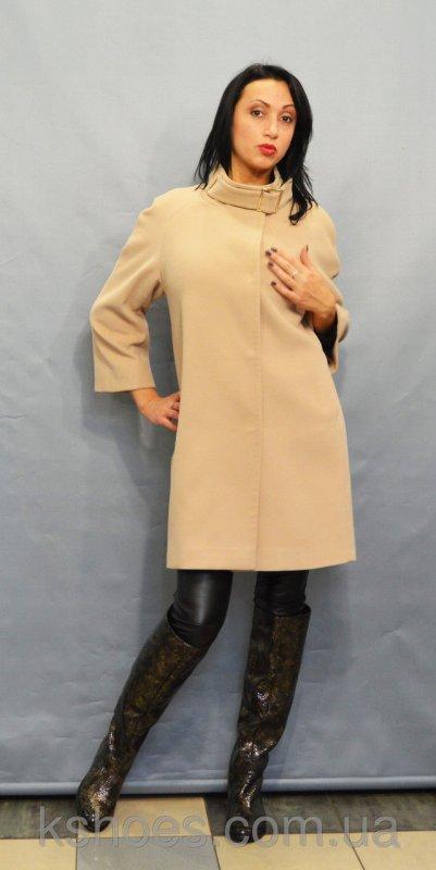 Купить Пальто бежевое ICON 2846