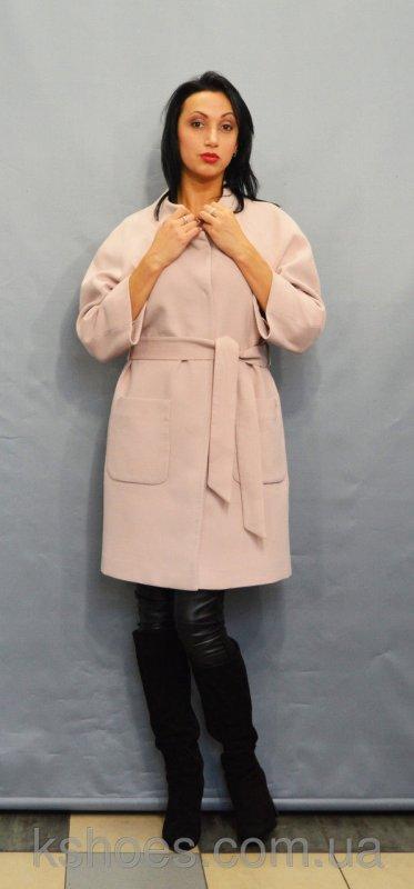 Купить Розовое пальто Icon 2850