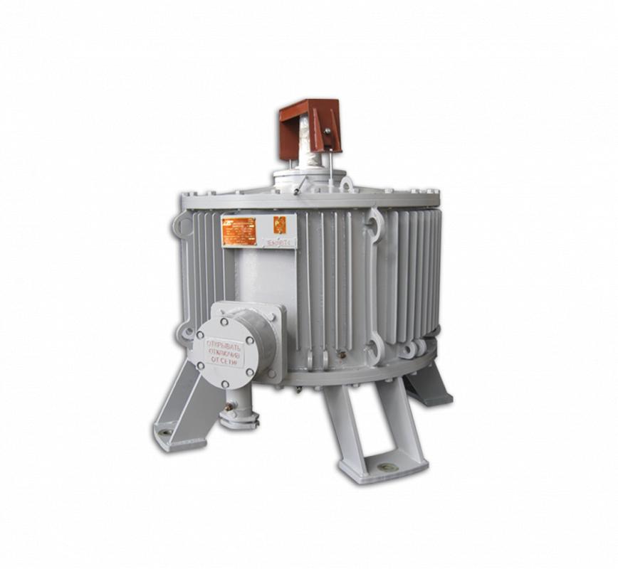 Электродвигатель взрывозащищенный вертикальный ВАСО7К-22-14У1