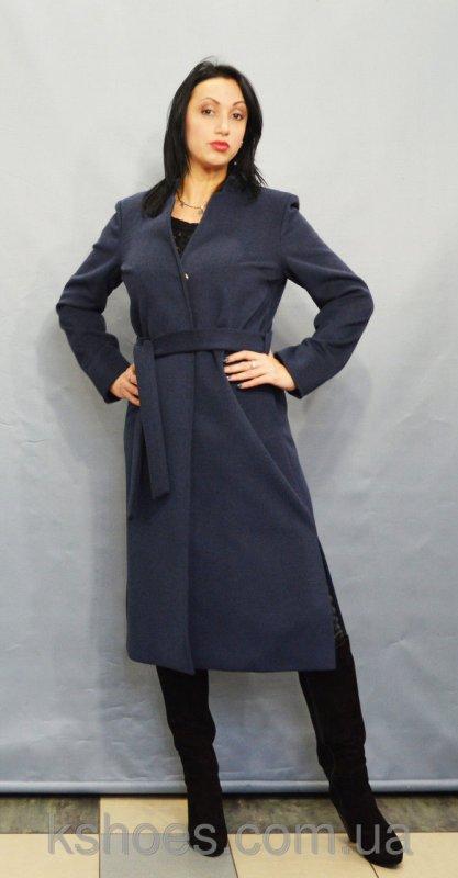 Купить Синие женское пальто ICON 3284