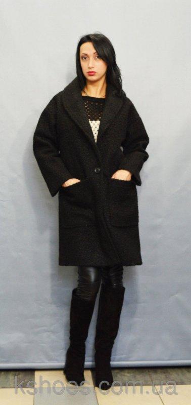 Купить Черное пальто 891