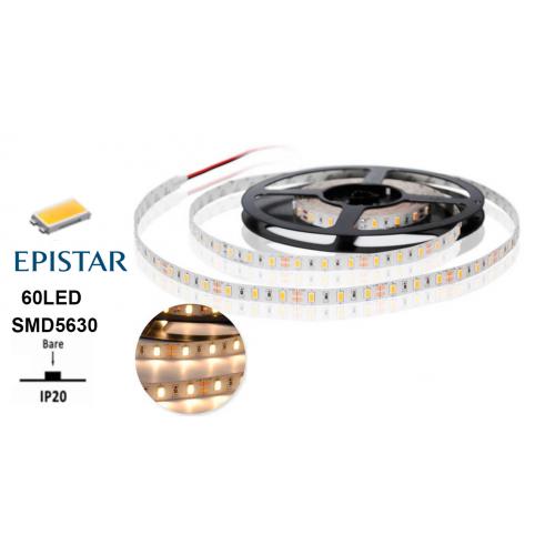Светодиодная лента LEDSTAR 15W SMD5630 40Lm/LED 60LED IP20