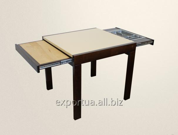 Acheter Table de cuisine coulissante 81 * 80 * 76cm (SK21)