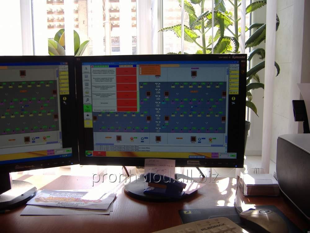Управление и мониторинг овощехранилищами Микроклимат АМ
