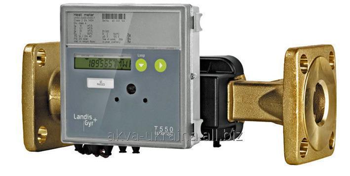 Теплосчетчик Ultraheat T550/UH50 с ультразвуковыми расходомерами Ultraheat