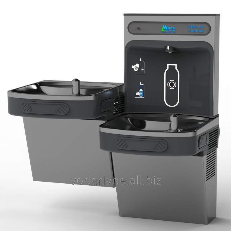 Купить Фонтанчик питьевой TB35-2DR с автоматическим набором бутылки