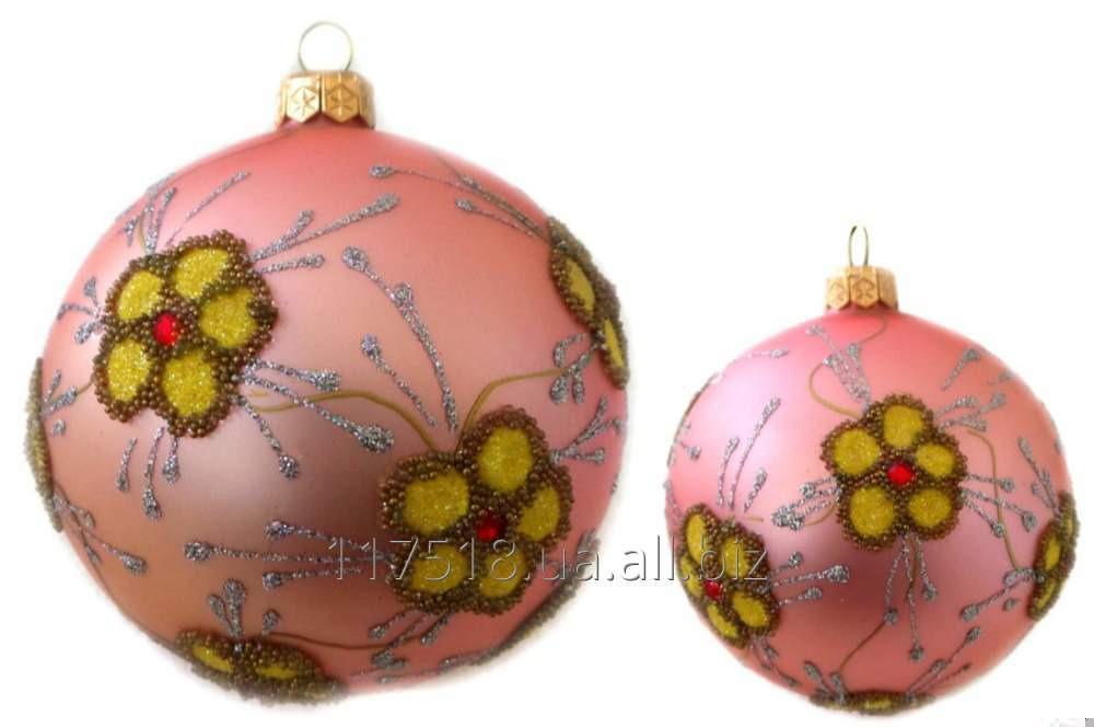 Игрушка елочная Decorated ornaments К-200-2