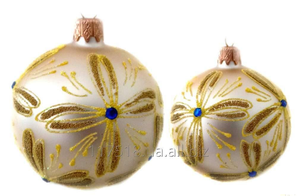 Игрушка елочная Decorated ornaments К-206-1