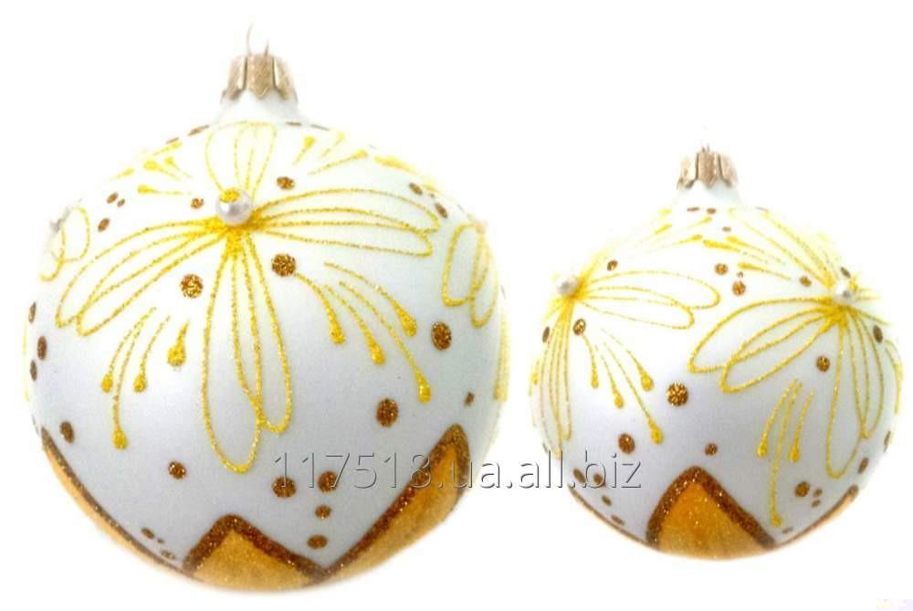 Игрушка елочная Decorated ornaments К-208