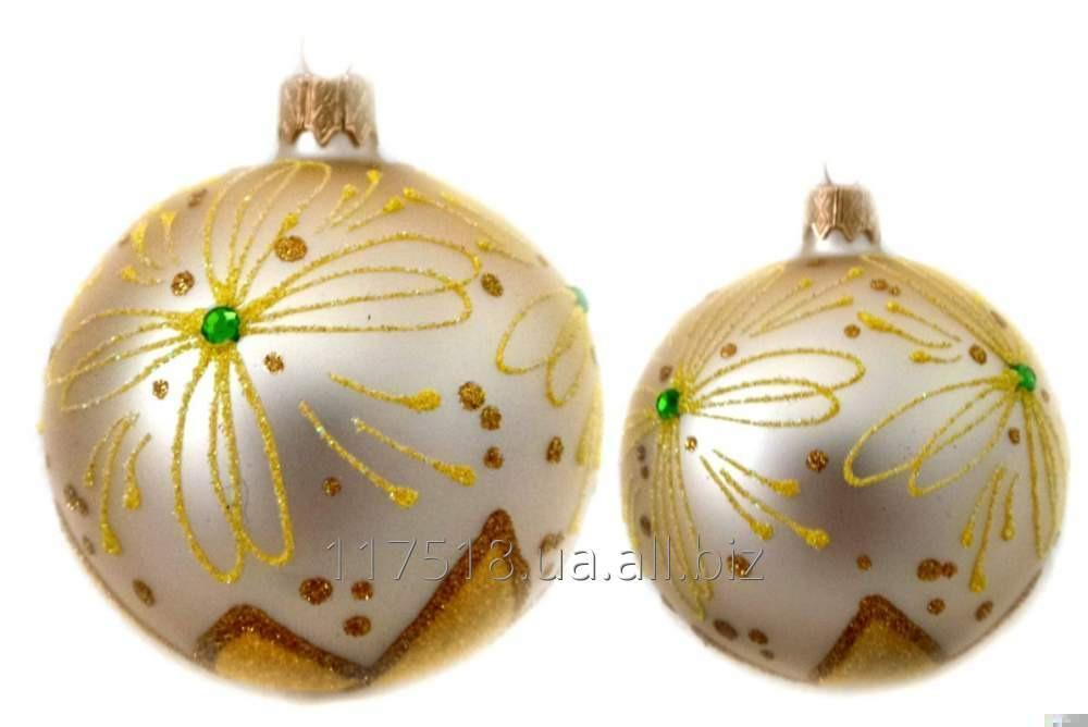 Игрушка елочная Decorated ornaments К-208-4