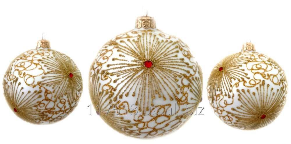Игрушка елочная Decorated ornaments К-209а-1