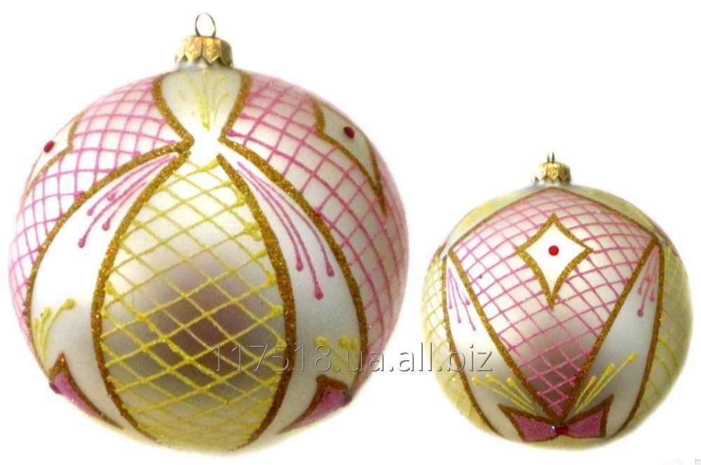 Игрушка елочная Decorated ornaments К-215