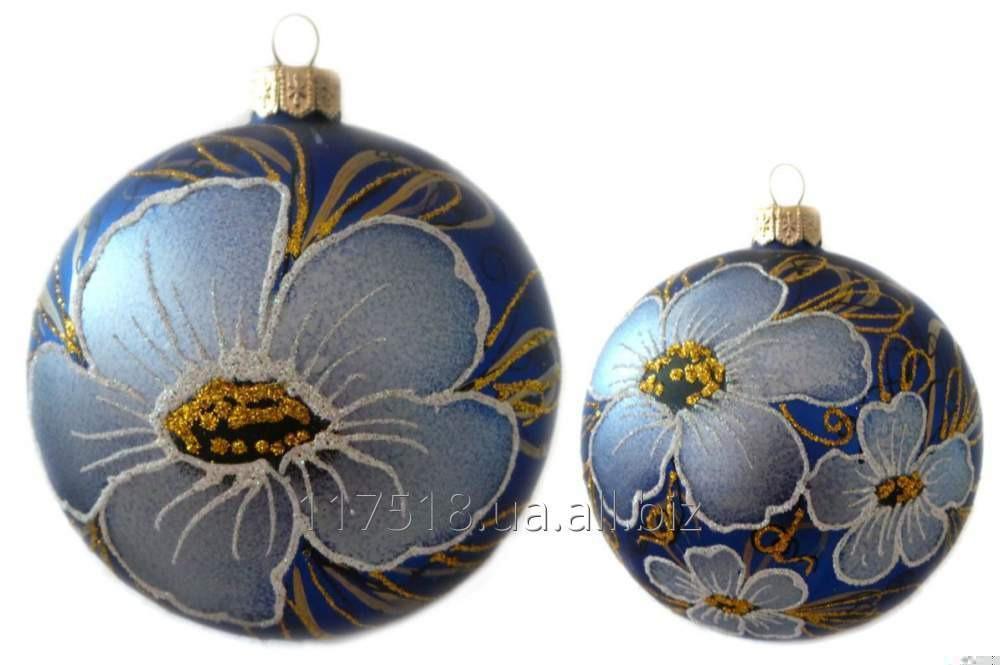 Игрушка елочная Decorated ornaments К-254