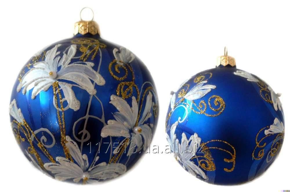 Игрушка елочная Decorated ornaments К-255