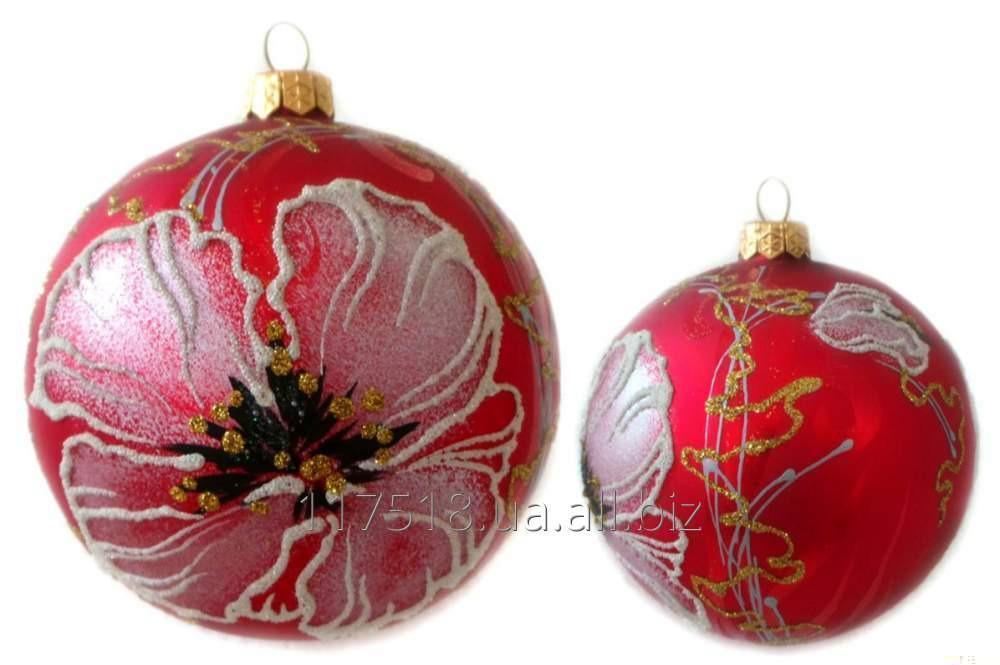 Игрушка елочная Decorated ornaments К-256