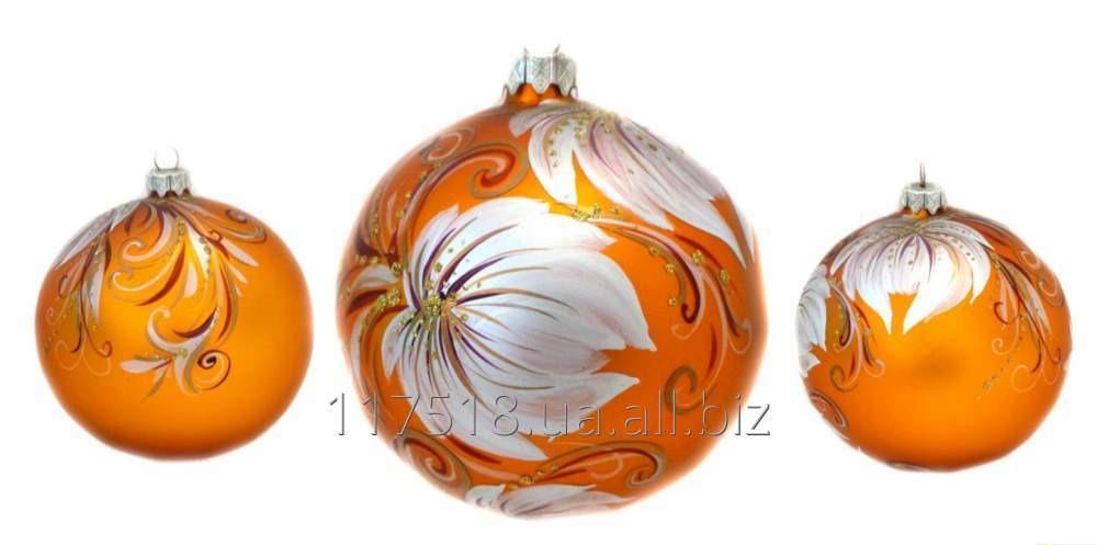 Игрушка елочная Decorated ornaments К-304-1