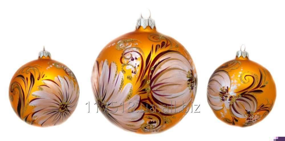 Игрушка елочная Decorated ornaments К-304-2